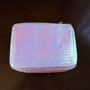 Tarte Cosmetics Unicorn Holographic Cosmetics Bag